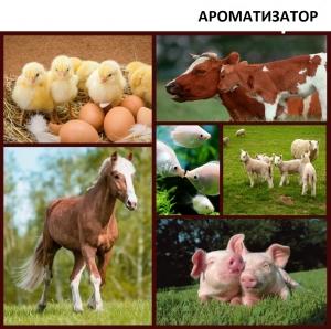Ароматизатор Молоко-Ваніль