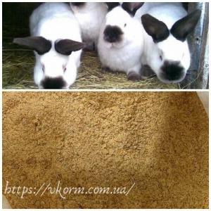 Високобілковий Концентрат 7% для кроликів